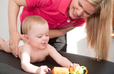 Kiropraktisk Klinik Vanløse - behandling af børn