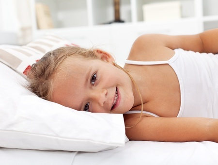 Vælg den rigtigt hovedpude til dit barn