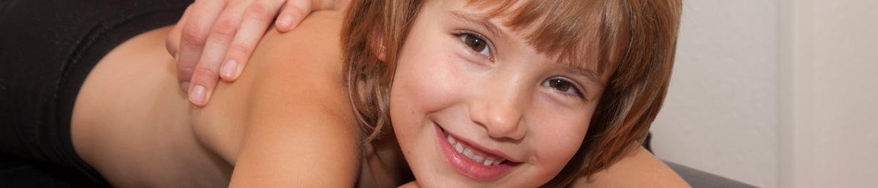 hvordan foregår en behandling af børn/spædbørn