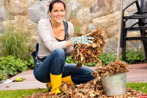 Undgå skader ved havearbejde