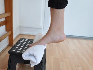 Fjern dine hælsmerter med denne effektive øvelse