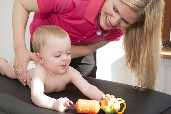 Baby kiropraktor